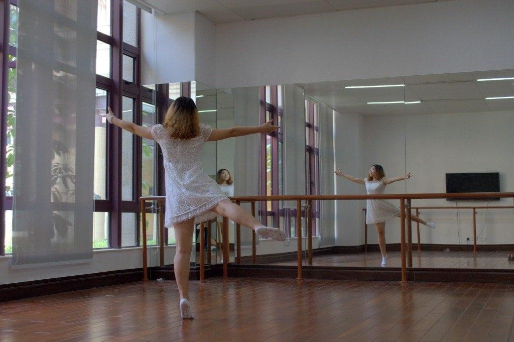 W23 Dance Room
