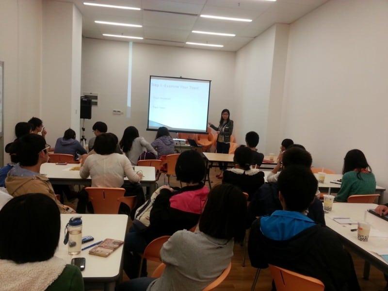 Academic writing workshop