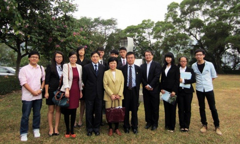 Visit to HK Residential Colleges 3