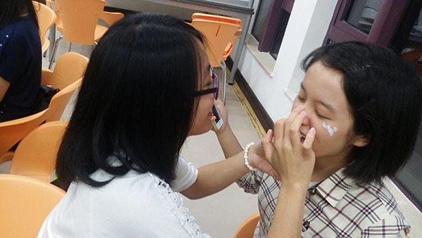 Make-up Workshop1
