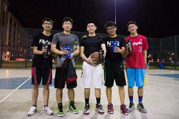 Basketball Match1