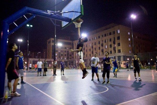 Basketball Match2