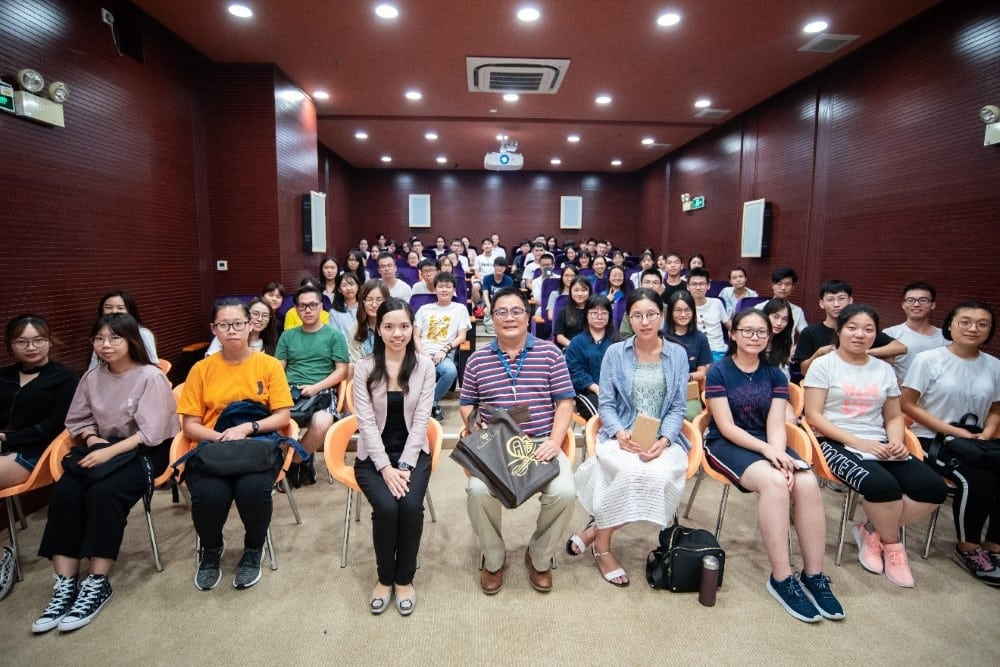 The Exchange Program Between Cheng Yu Tung College and Yuan Pei College of Peking University was Successfully Held in UM
